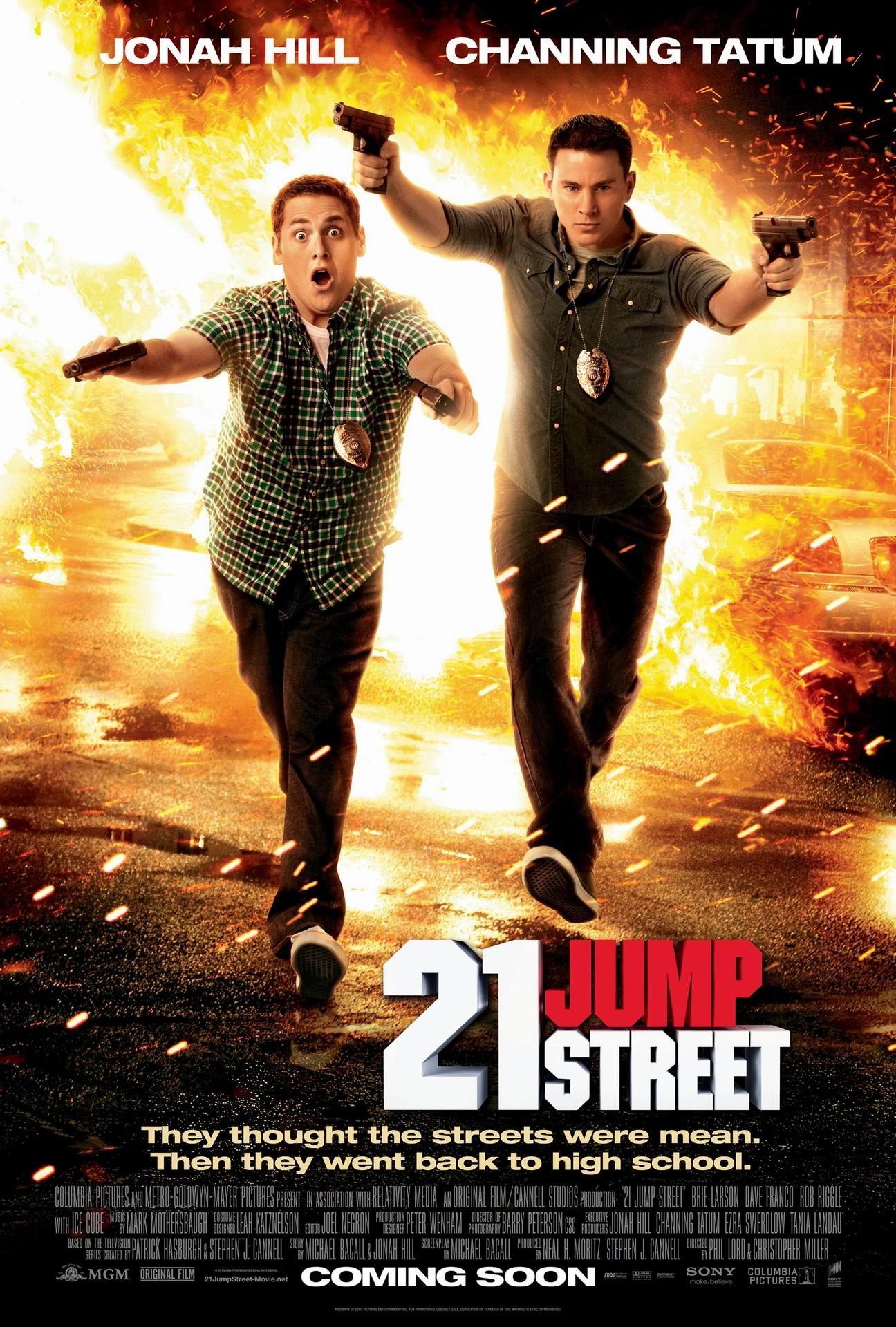 21 Jump Street (2012) Poster  Freemoviepostersnet. Booklet Template Free Download. Return Policy Template. Tri Fold Template Free. Best Sole Trader Invoice Template No Vat. Graduation Shirts For Family. Graduation Gifts For Engineers. Yearbook Page Template. Football Flyer Template Free