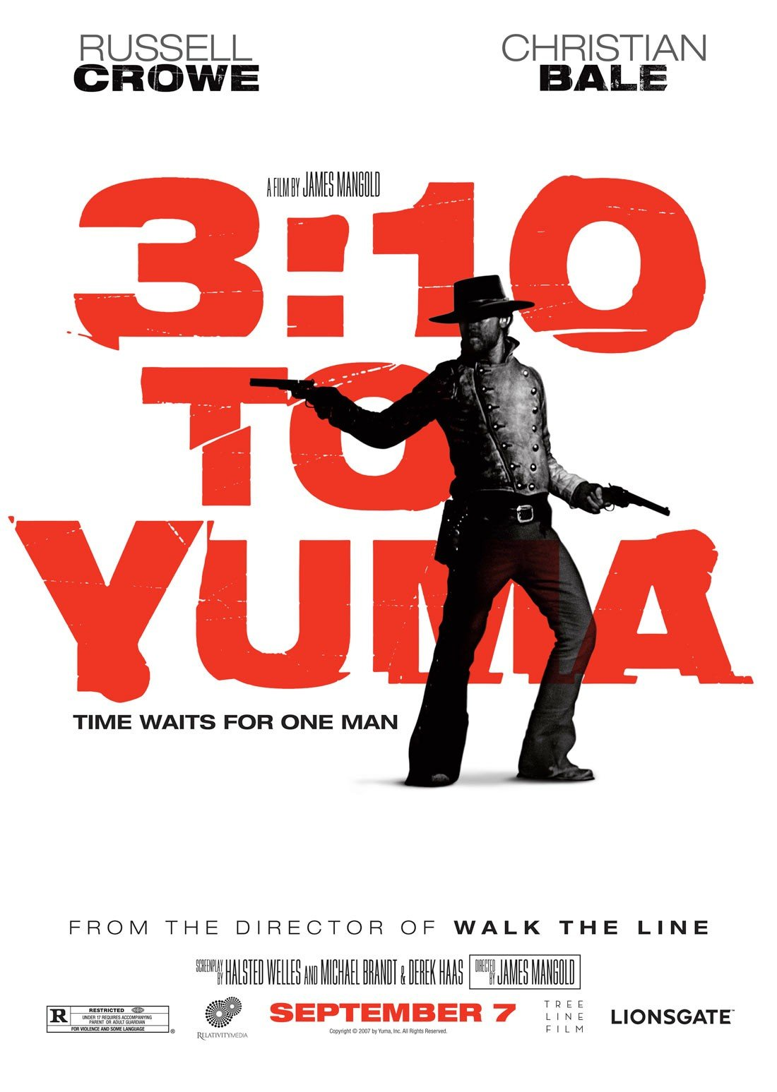 310 to Yuma Movie Poster 2 of 5  IMP Awards