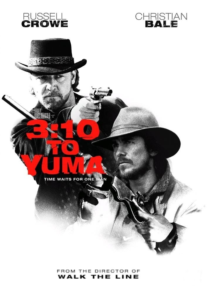 310 to Yuma Movie Poster 1 of 5  IMP Awards
