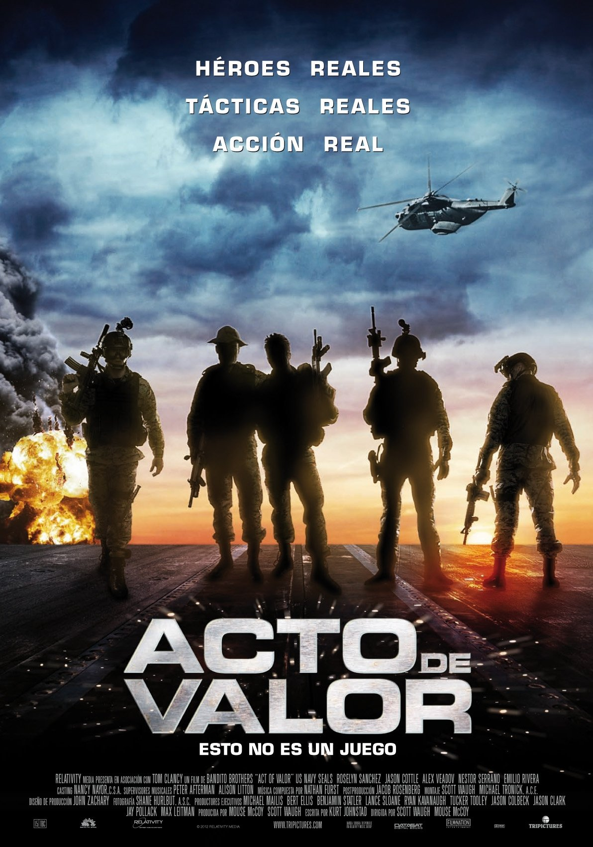 Act of Valor How realistic is this Navy SEAL movie
