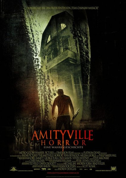 Amityville Horror, The poster