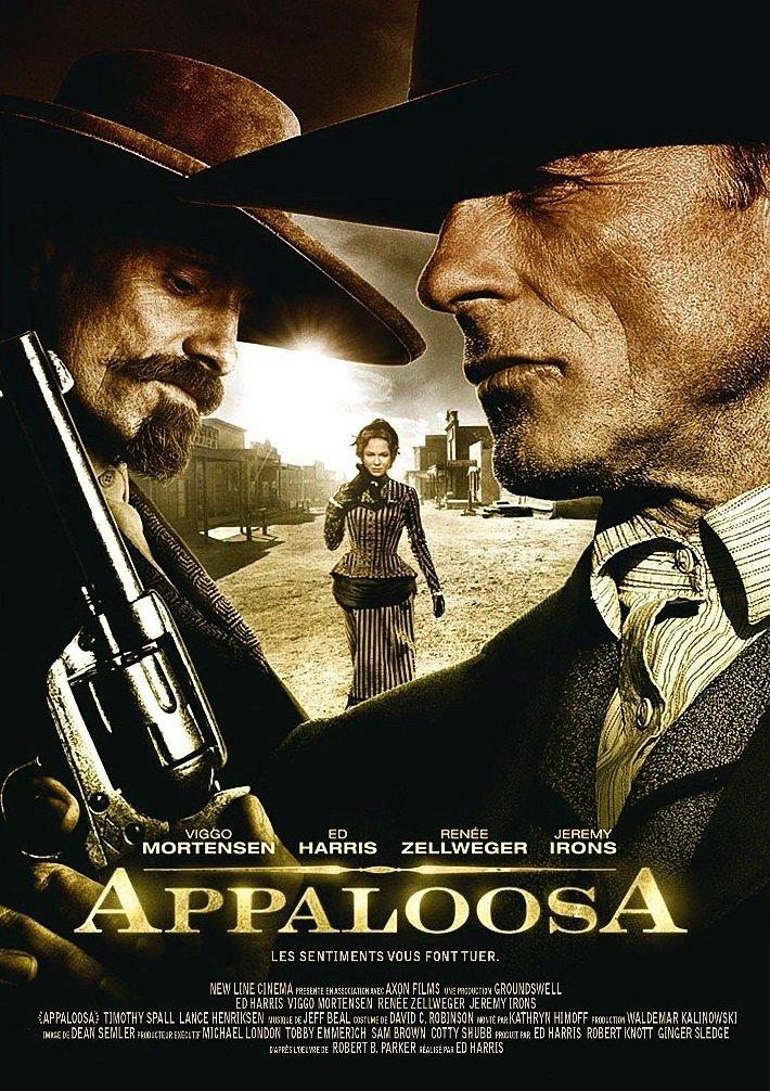 Appaloosa (2008) poster - FreeMoviePosters.net