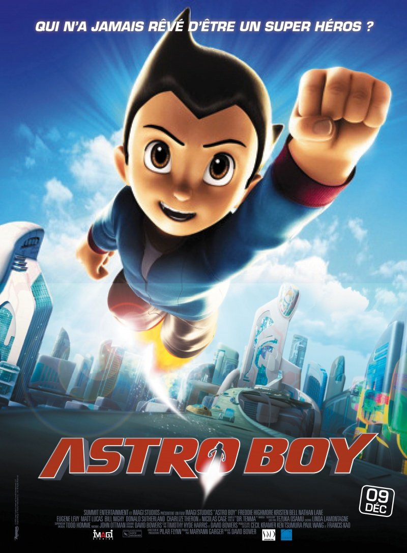 Astro boy 2009 poster freemovieposters net