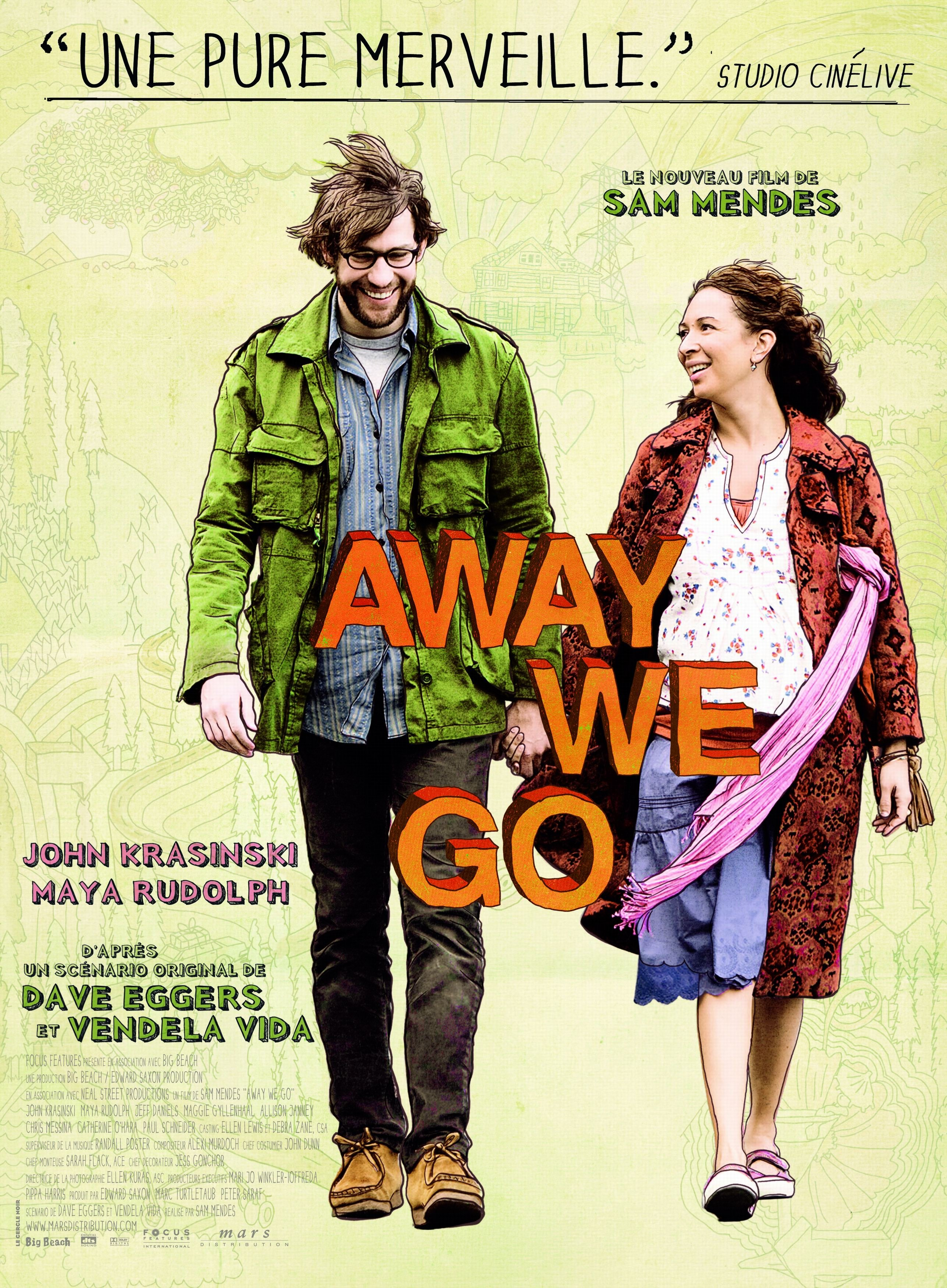 Away We Go movies in Bulgaria