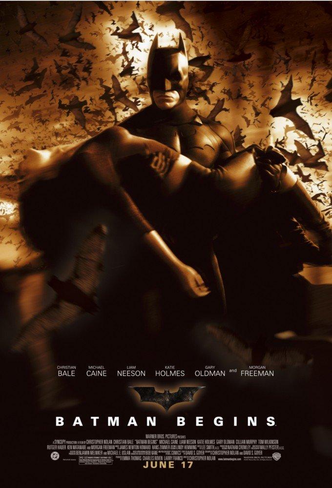 Batman Begins Movie