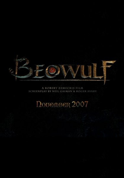 Beowulf poster
