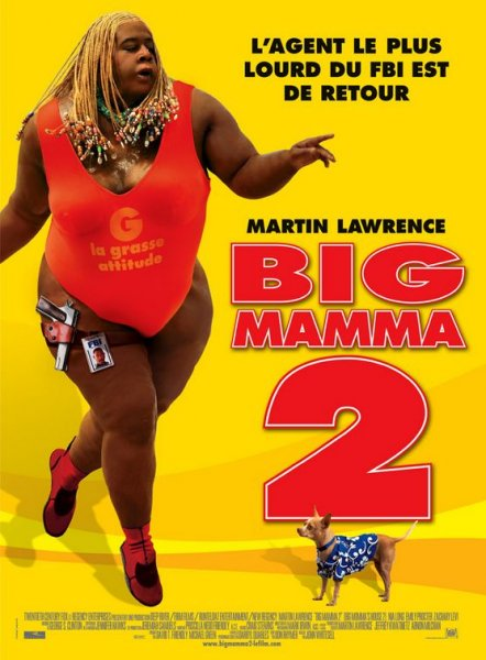 Big Momma's House 2 poster