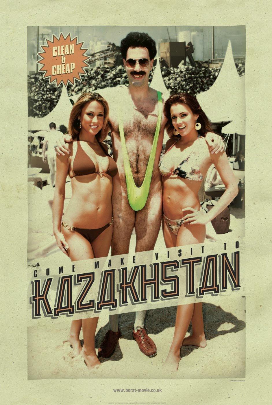 Borat 2006 Filmi Türkçe Dublaj izle