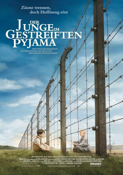 Boy in the Striped Pyjamas, The poster