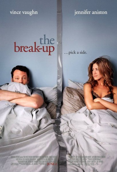 Break-Up, The poster