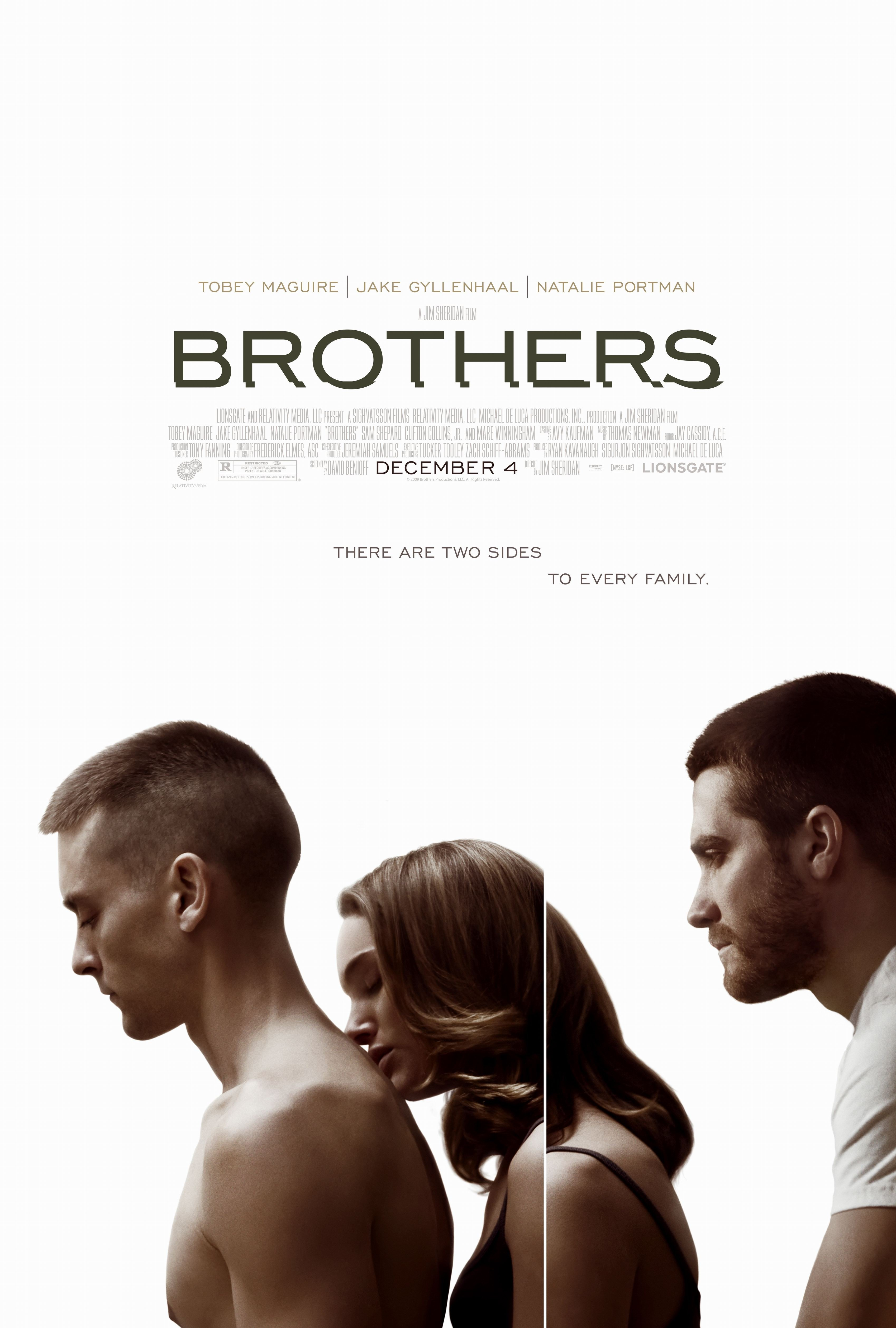 Brothers (2009) poster - FreeMoviePosters.net