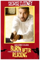 Burn After Reading poster