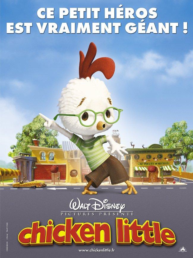 chicken little 2005 poster freemoviepostersnet