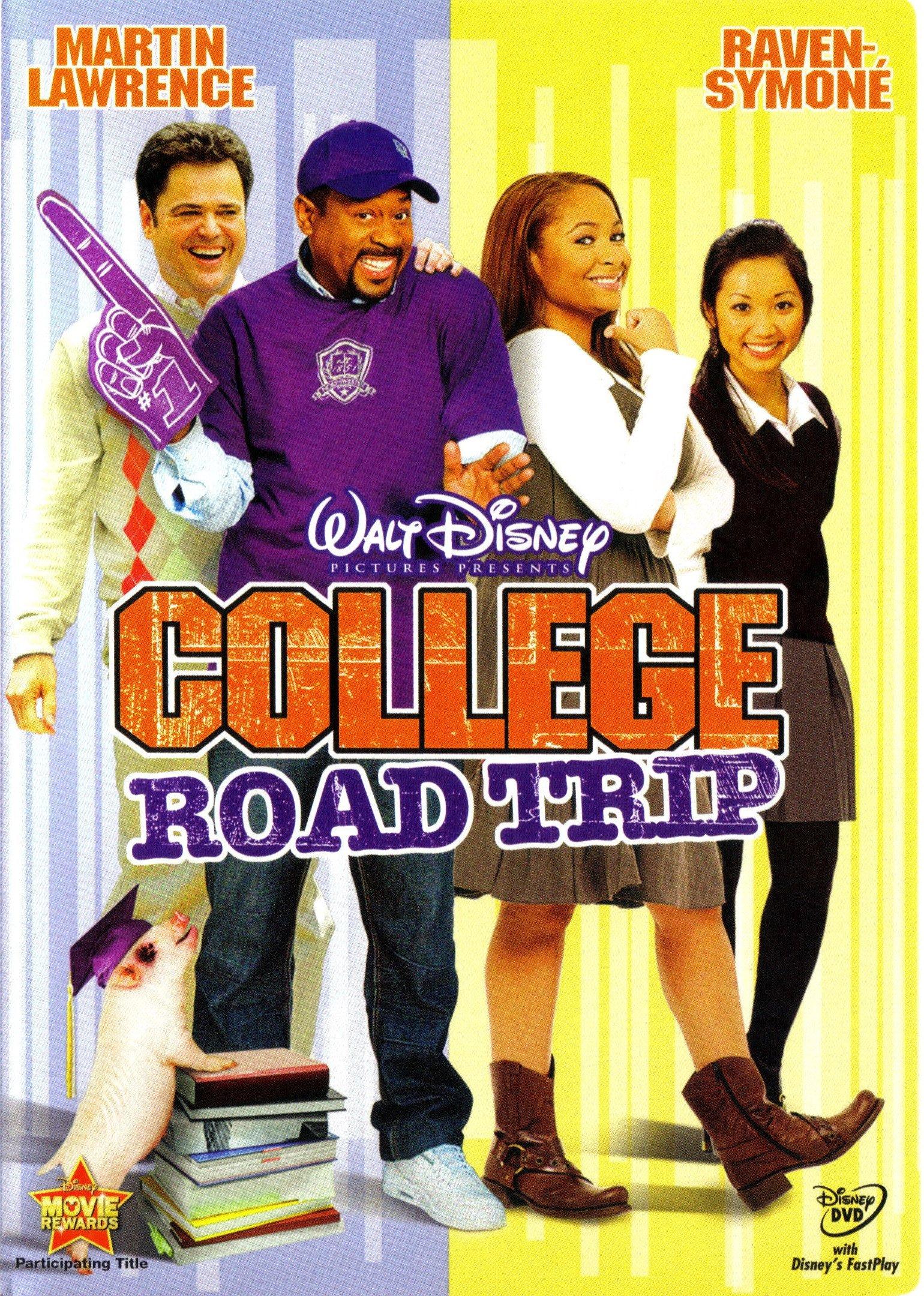 კოლეჯის საგზაო მოგზაურობა (ქართულად)  College Road Trip Папина дочка
