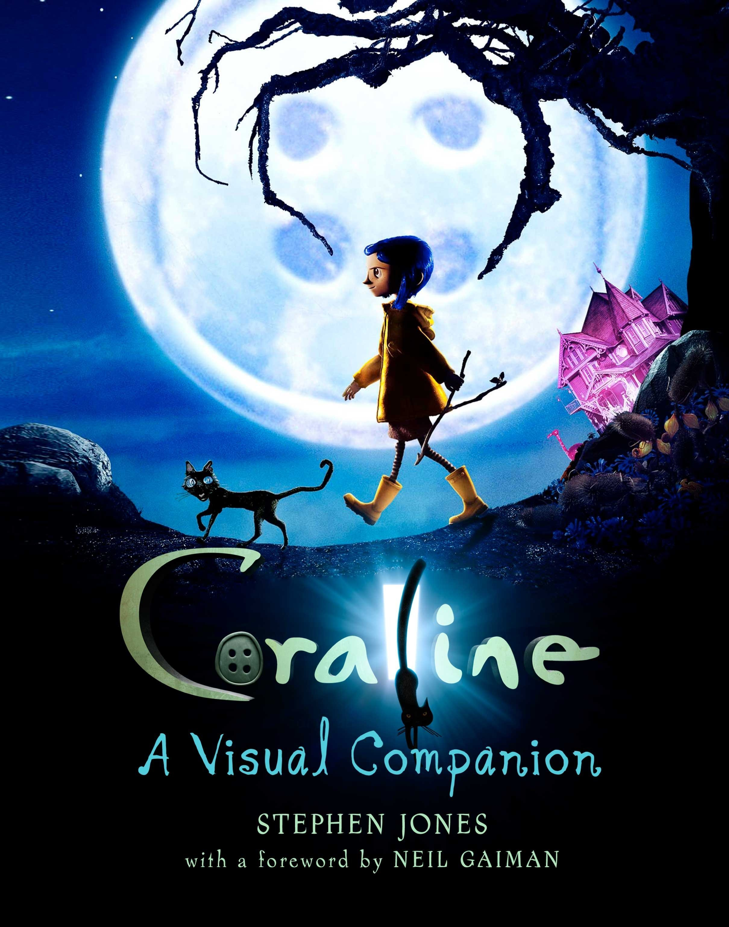 coraline 2009 poster freemoviepostersnet