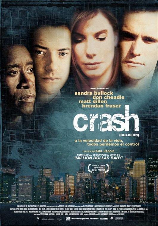 crash 2005 poster freemoviepostersnet
