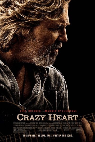 Crazy Heart poster