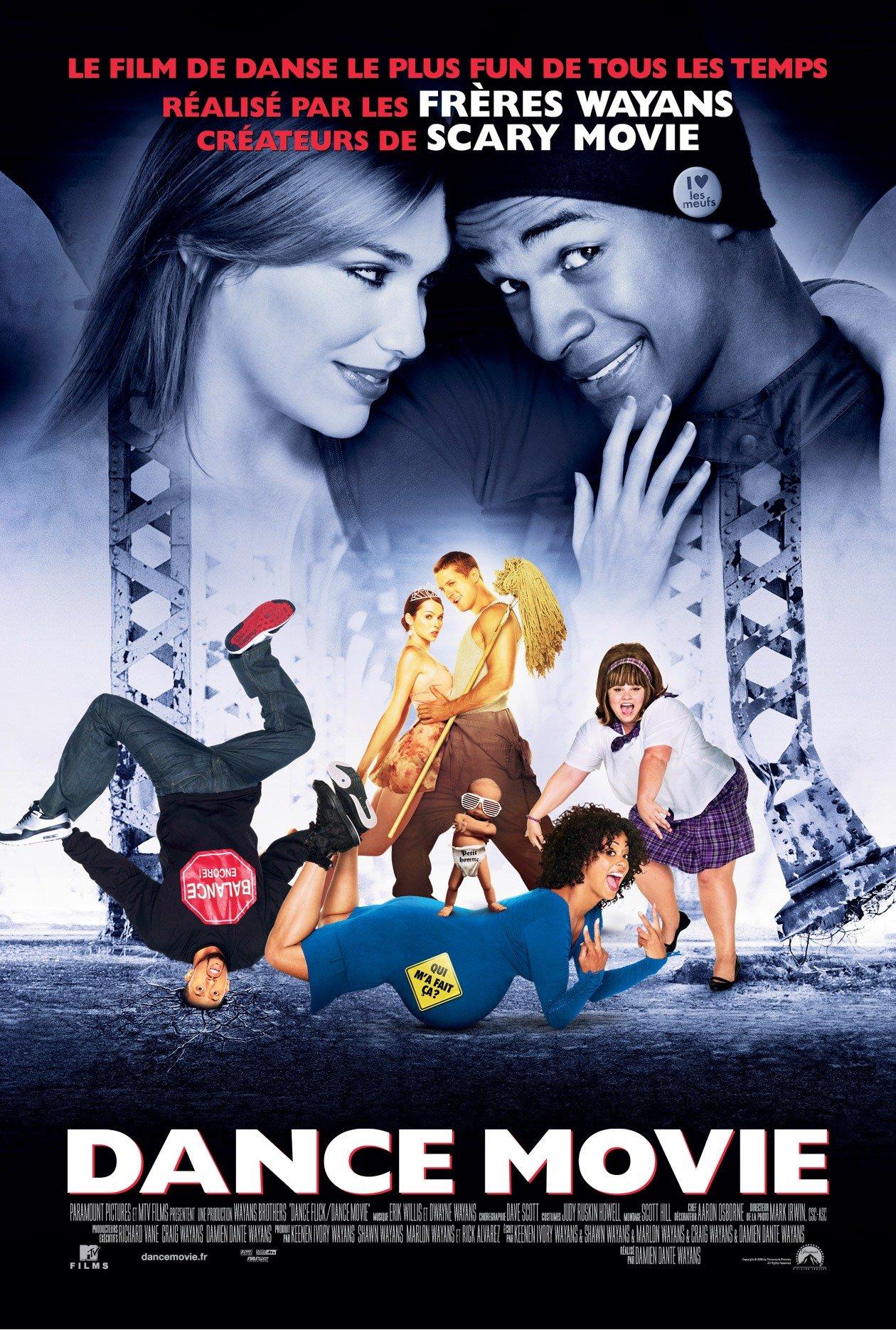 Free dans movie