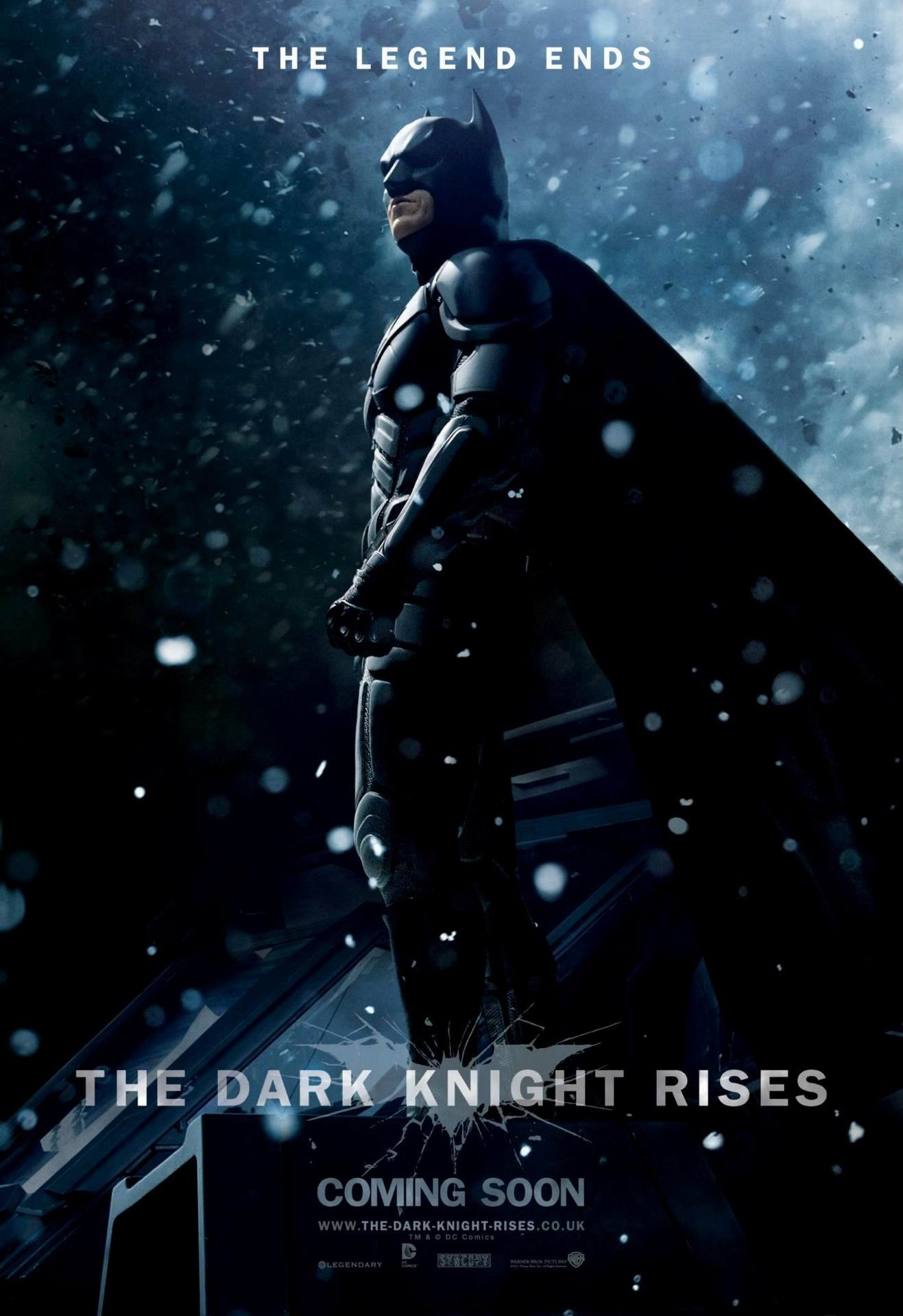 An analysis of the film the dark knight
