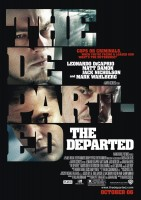 Departed, The poster
