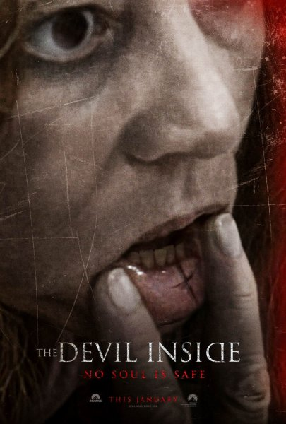 Devil Inside, The poster