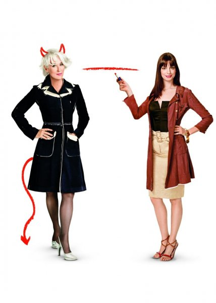 Devil Wears Prada, The poster