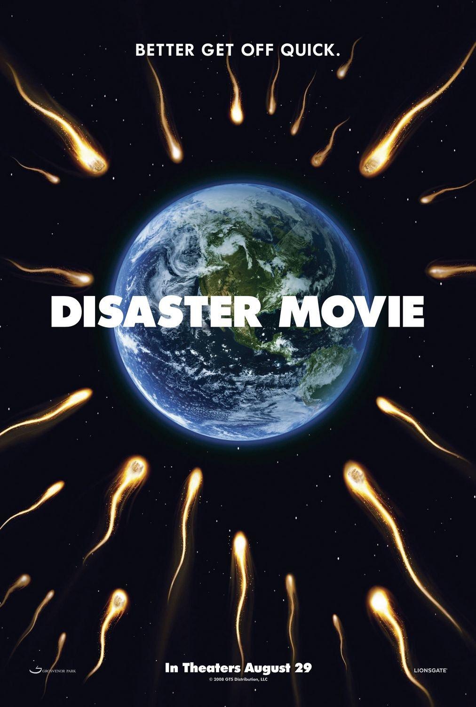Disaster Movie (2008) poster - FreeMoviePosters.net