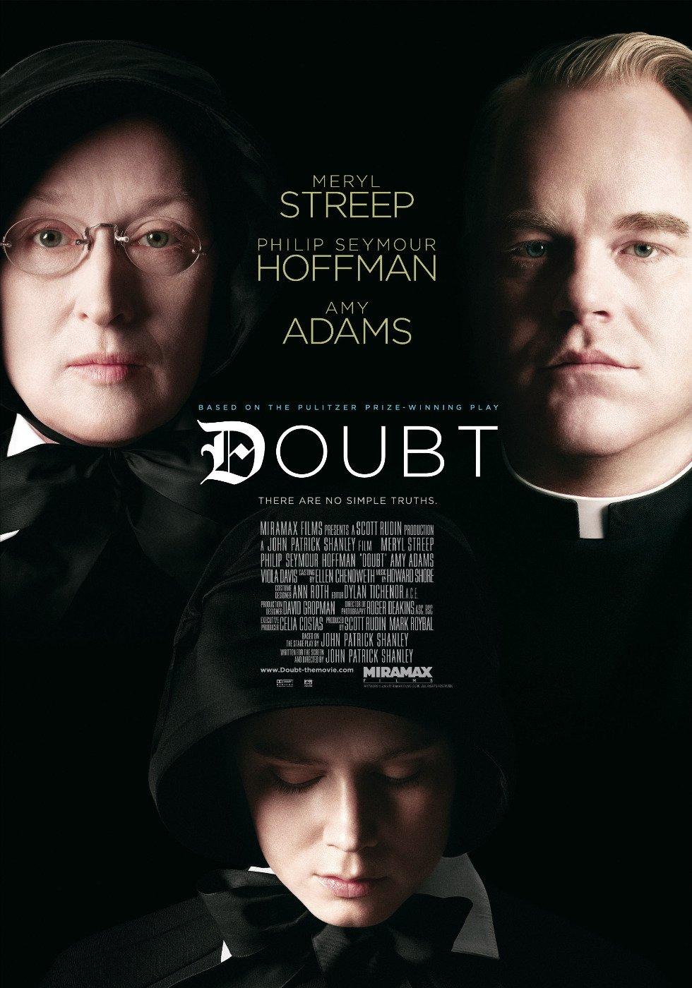 Doubt (2008) poster - FreeMoviePosters.net