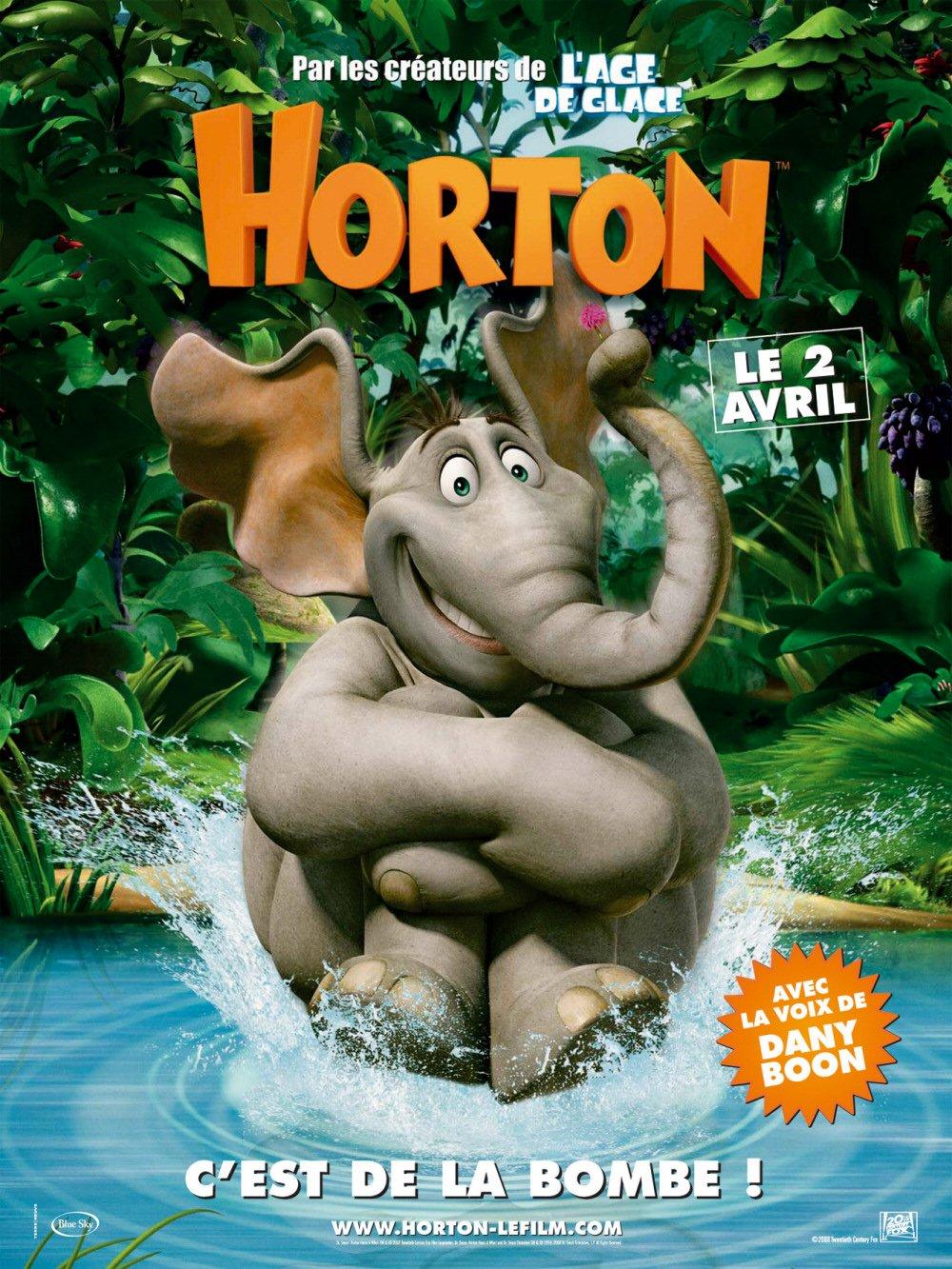Voi Horton Và Những Người Bạn ...