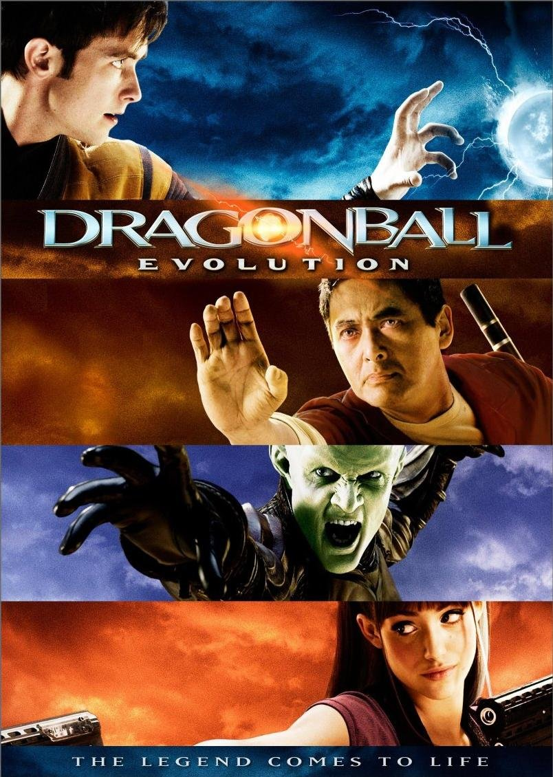 Dragonball evolution full movie hd