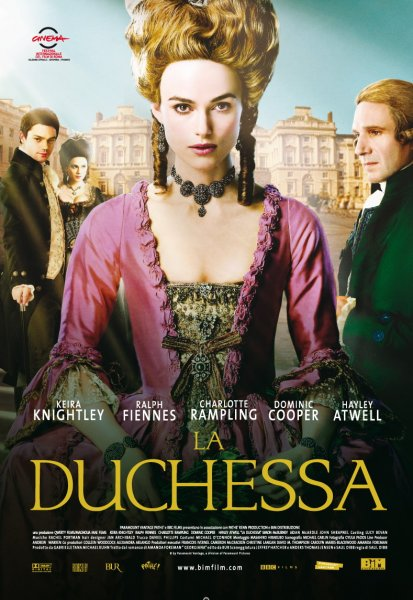Duchess, The poster