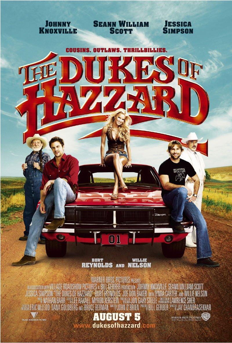 dukes of hazzard the 2005 poster freemoviepostersnet
