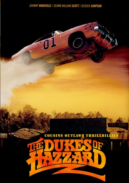 Dukes of Hazzard, The poster