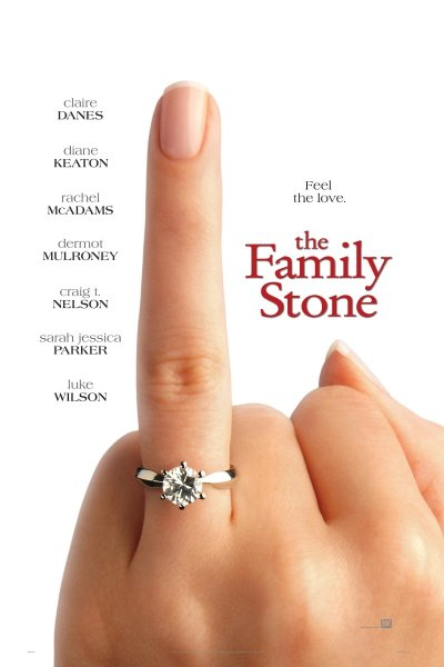 Family Stone, The poster