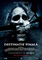 Final Destination, The poster
