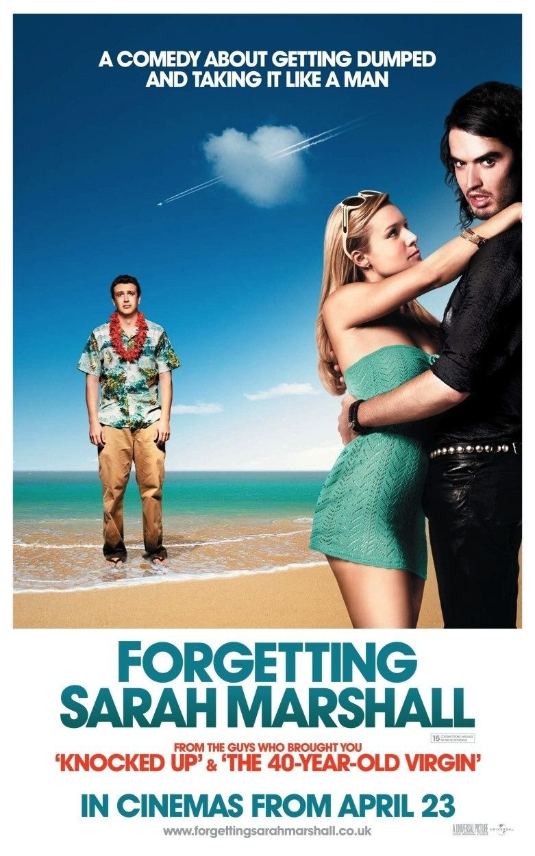 Forgetting Sarah Marshall (2008) poster - FreeMoviePosters.net