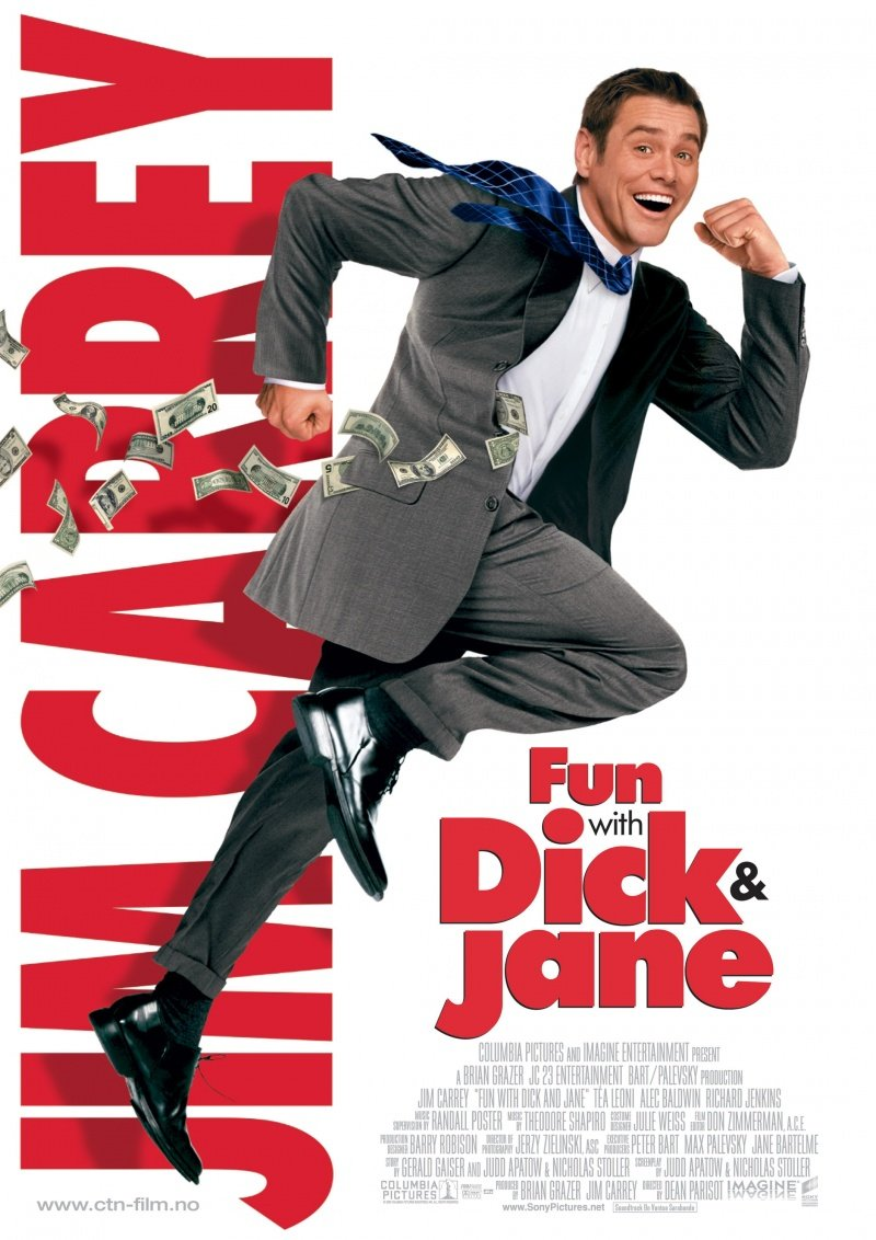 Fun With Dick And Jane Poster 44