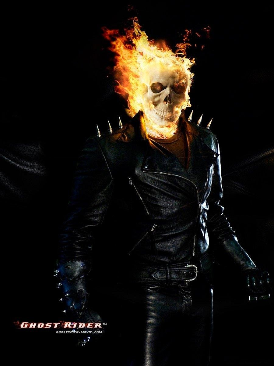 ghost rider poster: