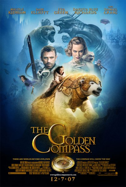 Golden Compass, The poster