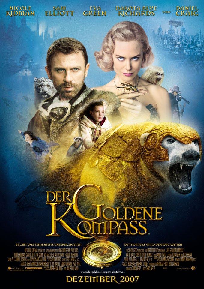 golden compass the 2007 poster freemoviepostersnet