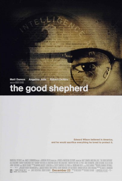 Good Shepherd, The poster