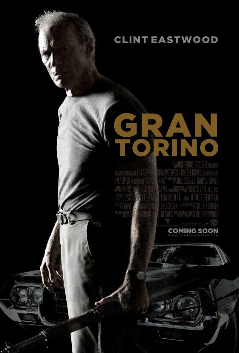 2019 Gran Torino >> Gran Torino (2008) poster - FreeMoviePosters.net