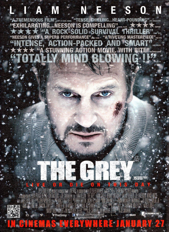 grey the 2011 poster freemoviepostersnet