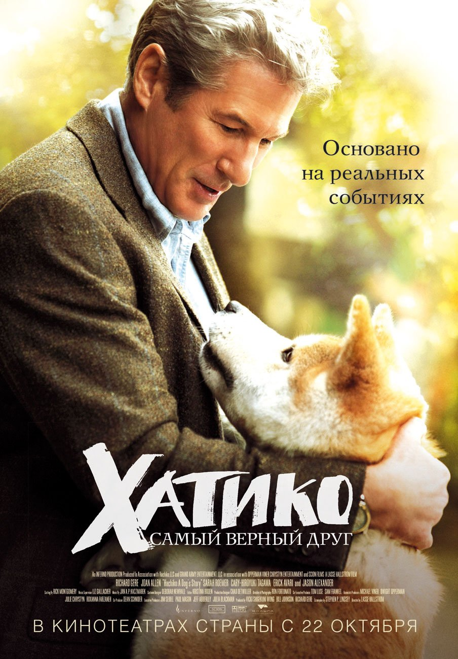 Drama | Watch f... Hachiko Movie