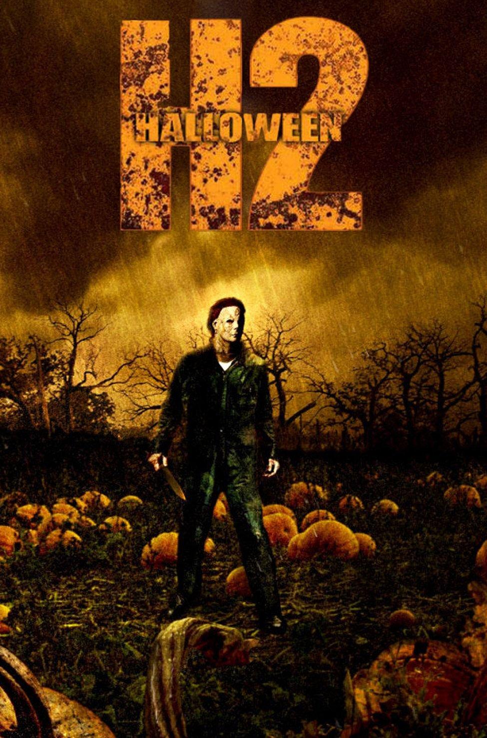 Halloween II (2009) poster - FreeMoviePosters.net