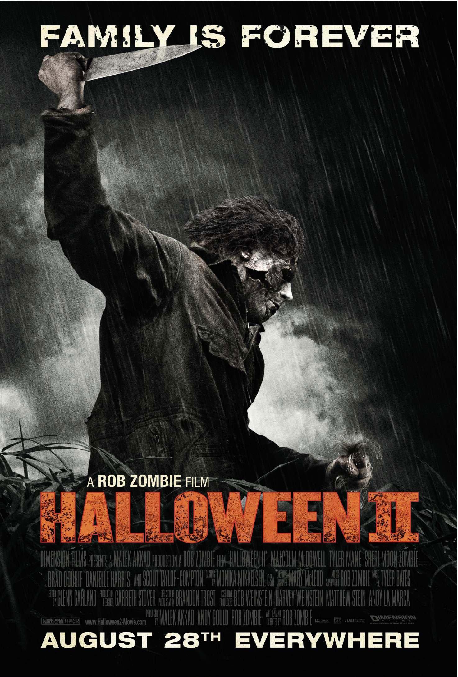 Halloween ii 2009 poster