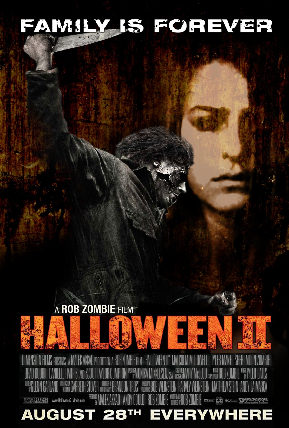 Halloween Movie Movie Title Halloween ii