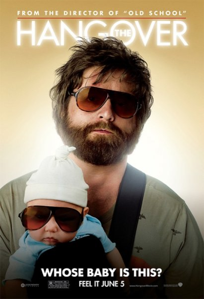 Hangover, The poster