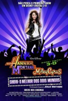 Hannah Montana/Miley Cyrus: Best of Both Worlds Concert Tour poster