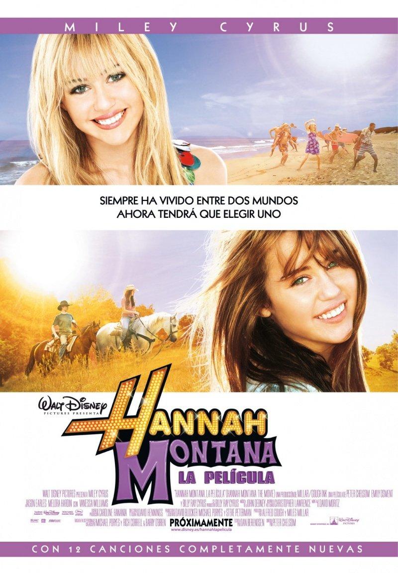 hannah montana the movie 2009 poster freemoviepostersnet